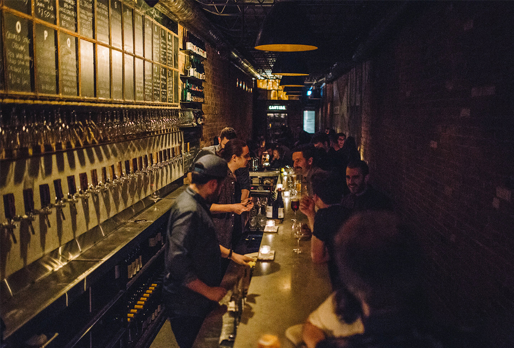 Estos son los bares más cool para salir por un par de drinks en Toronto - barestoronto3