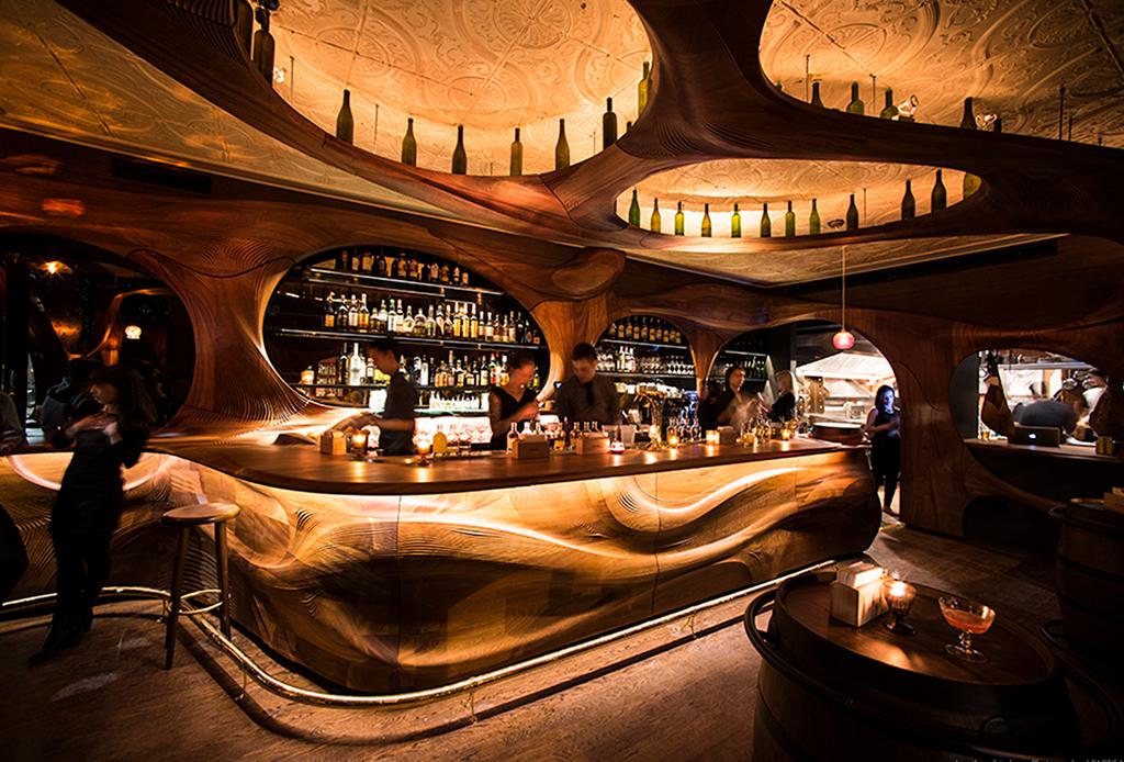 Estos son los bares más cool para salir por un par de drinks en Toronto - barestoronto5