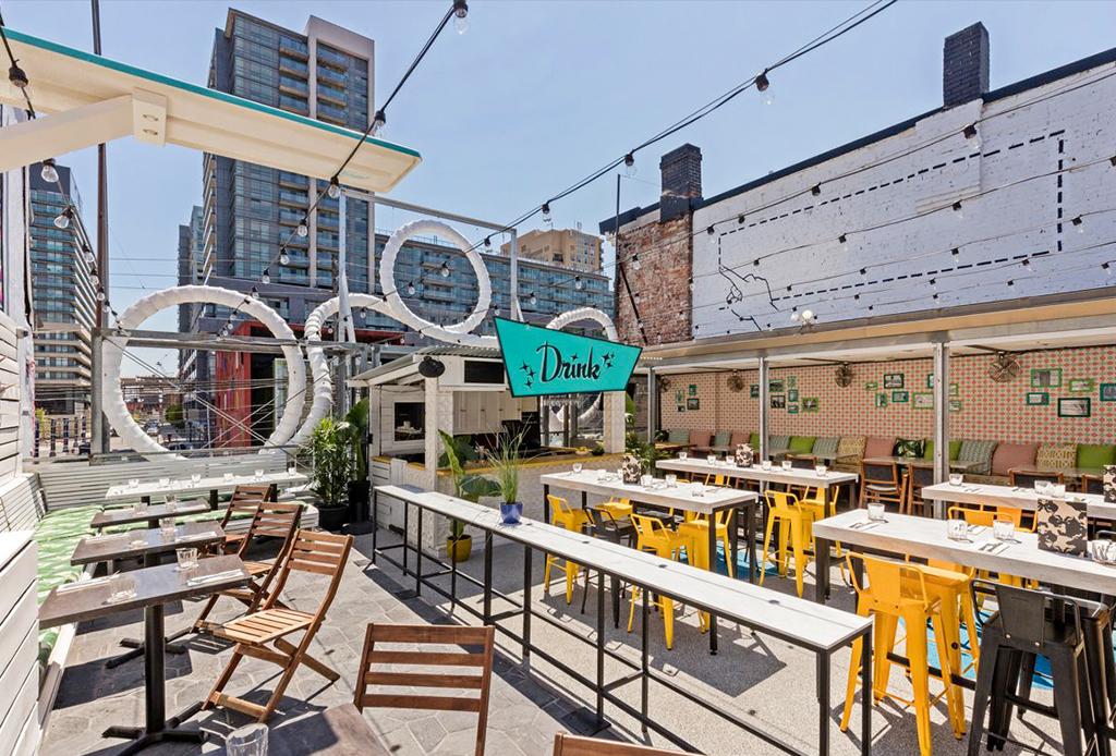 Estos son los bares más cool para salir por un par de drinks en Toronto - barestoronto6