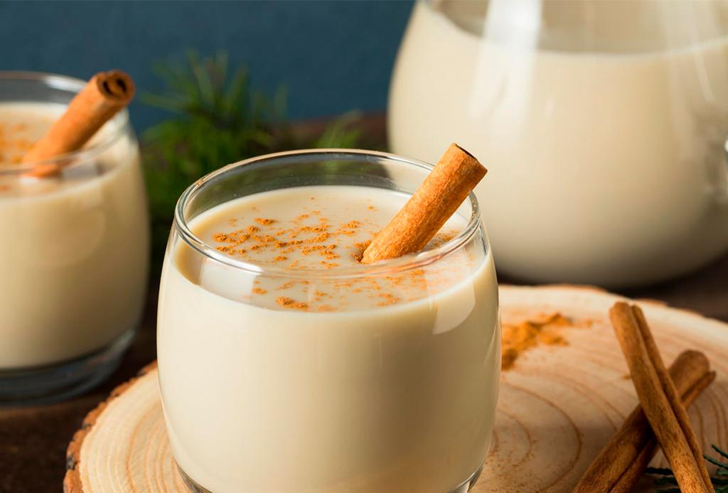 ¿Te gusta el Eggnog? ¡Disfrútalo en su versión vegana con esta receta! - eggnog2
