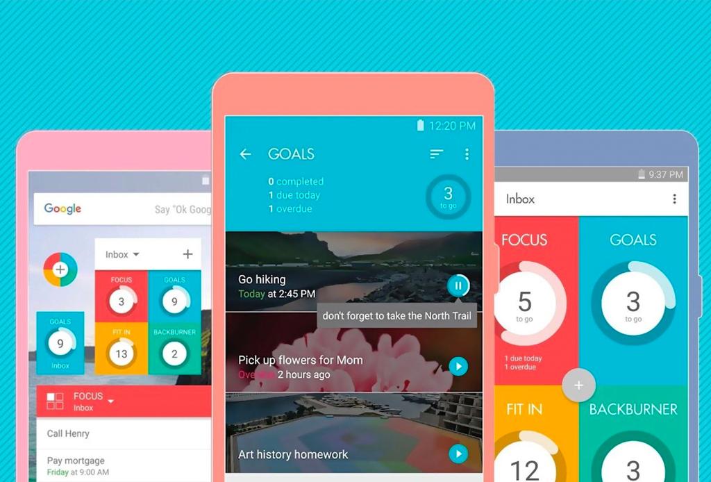 5 apps para cumplir todas tus tareas del día - ike