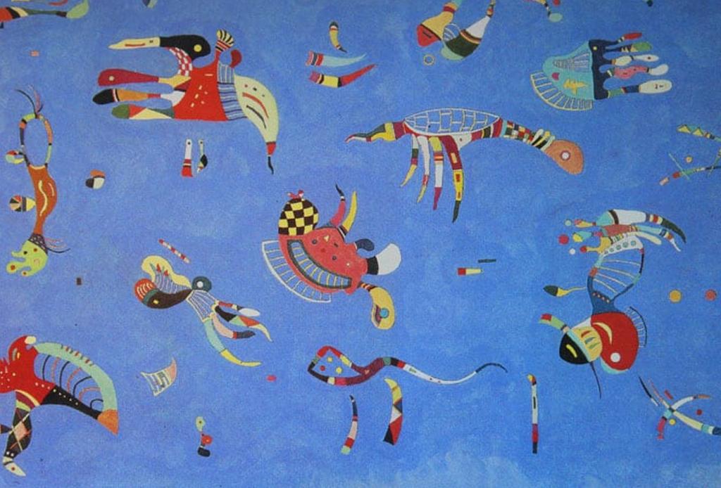 Kandinsky. Pequeños Mundos - kandinsky-1