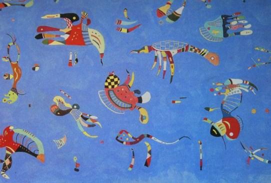 Estas son las exposiciones abiertas para ver en DICIEMBRE - kandinsky-1-300x203