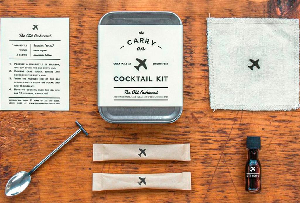 Kits de viaje para hacer tus vuelos más ligeros
