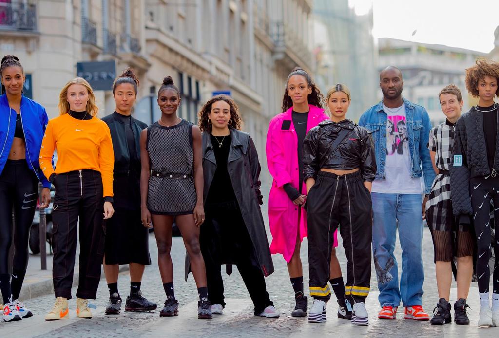 Nike anuncia colaboración con Martine Rose, Yoon de Ambush y Sarah Andelman