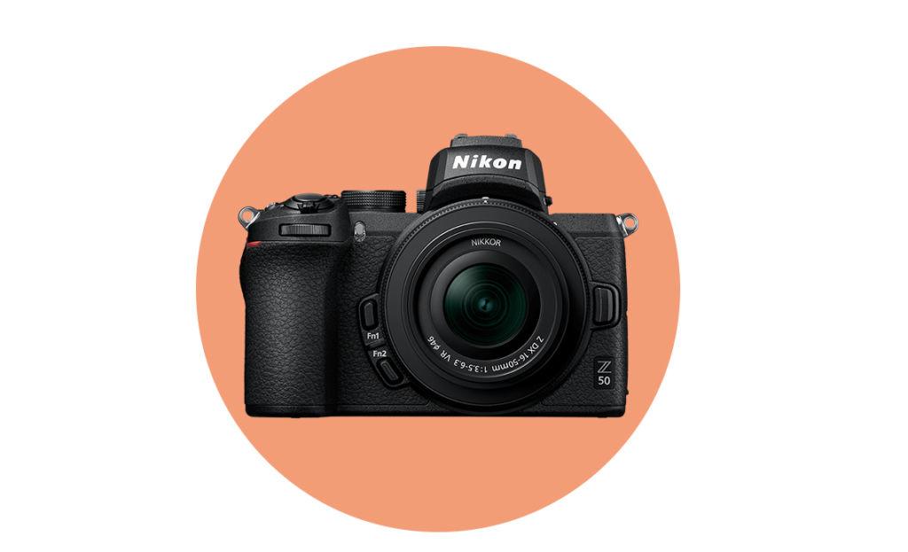Si te gusta la fotografía, estas cámaras son perfectas para empezar - nikon