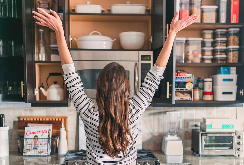Organiza tu cocina inspirándote en estas cuentas de Instagram