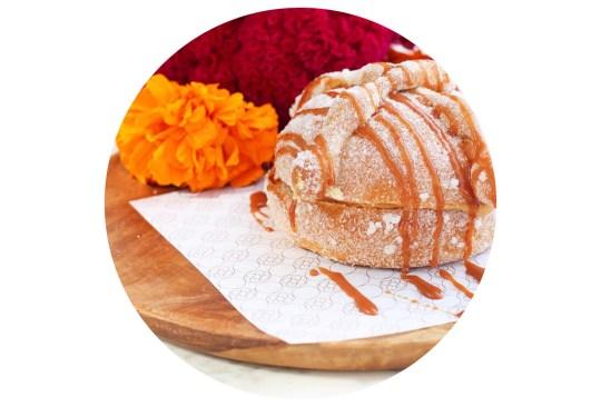 pan de muerto sabores diferentes 5 - Tienes que probar estas versiones y sabores diferentes del pan de muerto