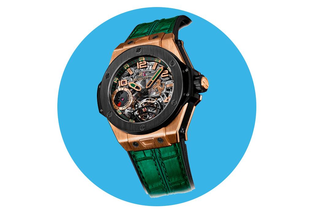 La Fórmula 1 Gran Premio de México es la inspiración de estos exclusivos relojes - relojesgpmexico3