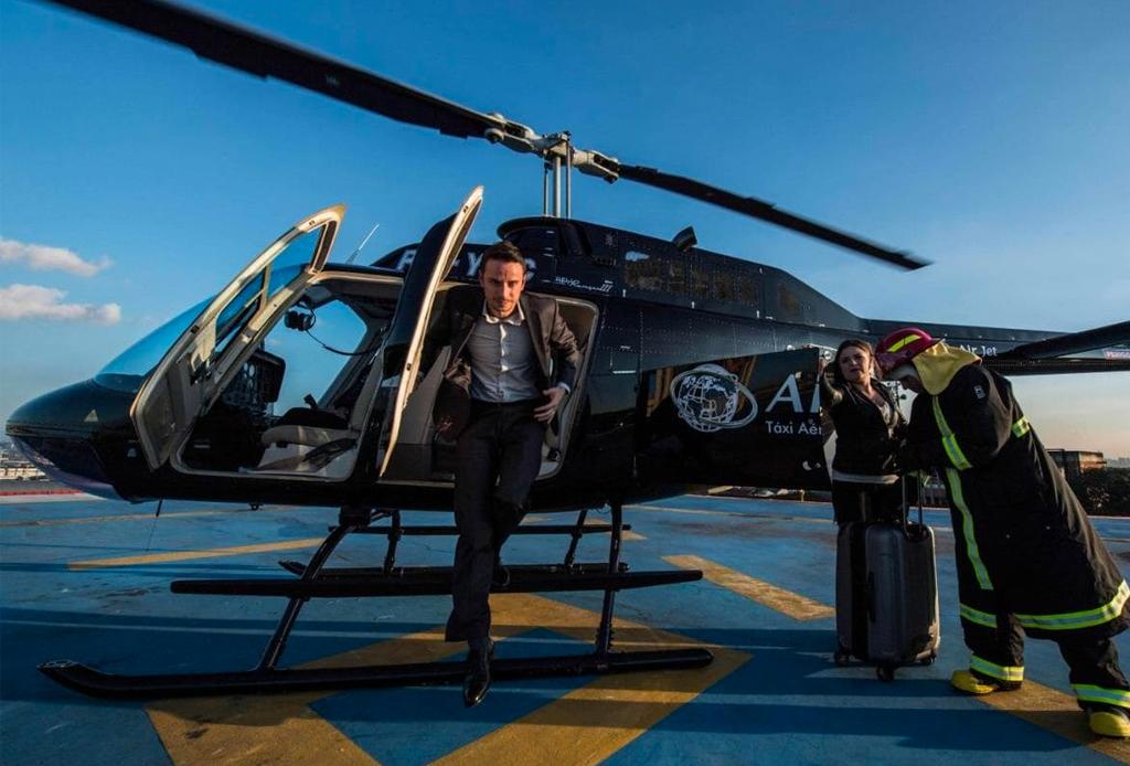 Ya hay una app para transportarte en helicóptero sobre la CDMX - app-voom-3