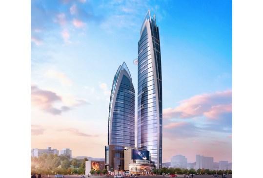TODO lo que debes saber sobre el nuevo edificio más alto de África - banco-de-africa-rascacielos-mas-alto-marruecos-2-300x203