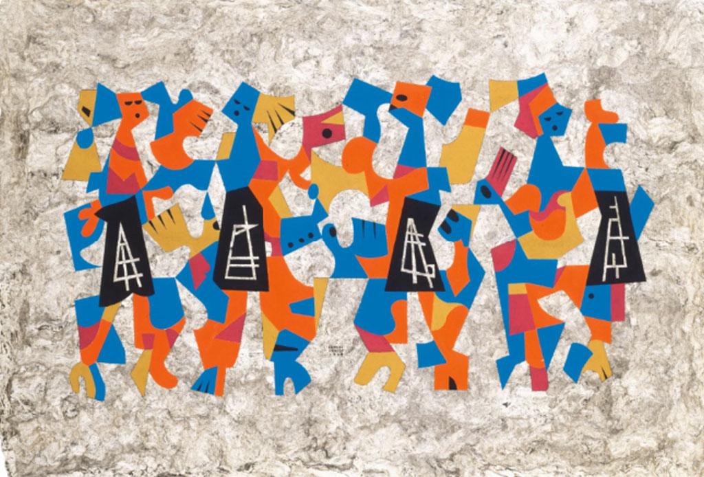 Carlos Mérida. Retrato Escrito (1891-1984) - carlos-merida-obra