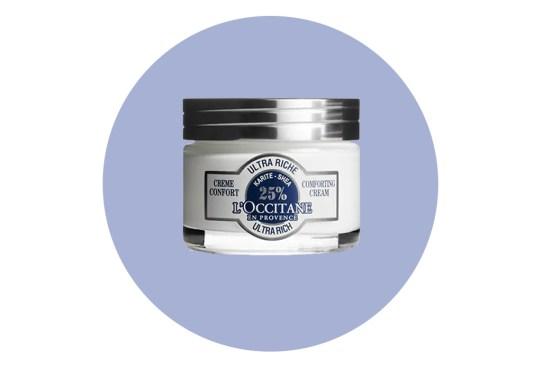 ¿Piel seca? ¡Hidrátala con estas poderosas cremas! - crema-facial-hidratante-loccitane-300x203