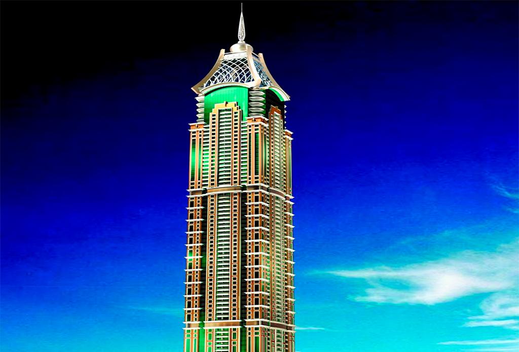 Los edificios residenciales más altos del mundo, ¡te van a sorprender! - edificios-residenciales-mas-altos-del-mundo-6