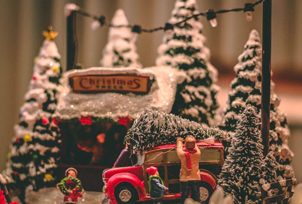 Happenings: todo lo que puedes hacer este fin de semana en la CDMX (7-9 diciembre) - navidad