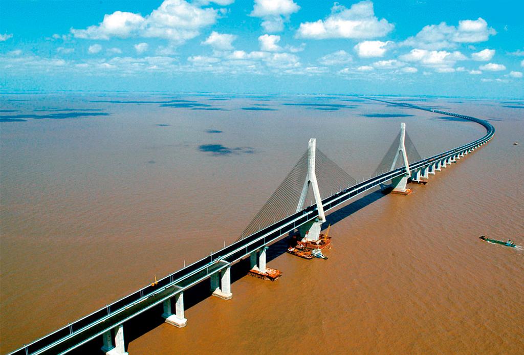 Bucket list goal: los puentes más largos del mundo para autos - puentes-mas-largos-10