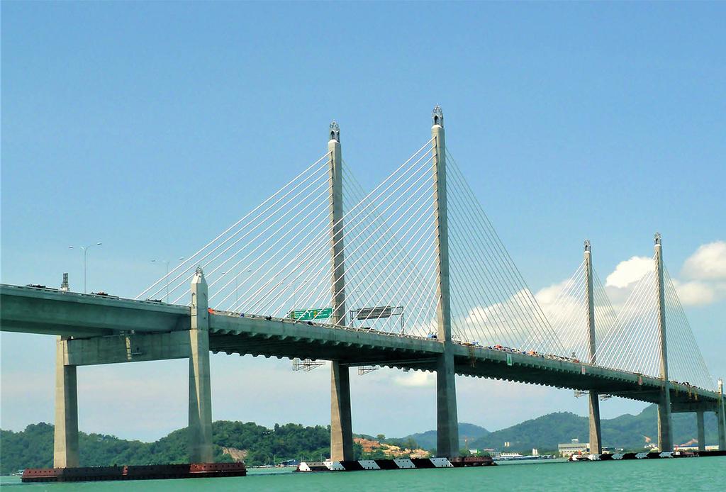 Bucket list goal: los puentes más largos del mundo para autos - puentes-mas-largos-2