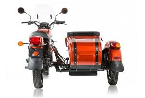 La Ural E Project es la primera moto eléctrica con sidecar