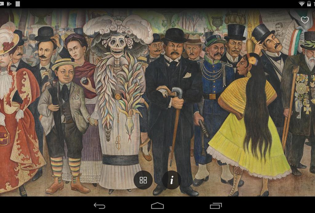 Descarga estas apps para ver exposiciones de museos mexicanos - apps-museos-2