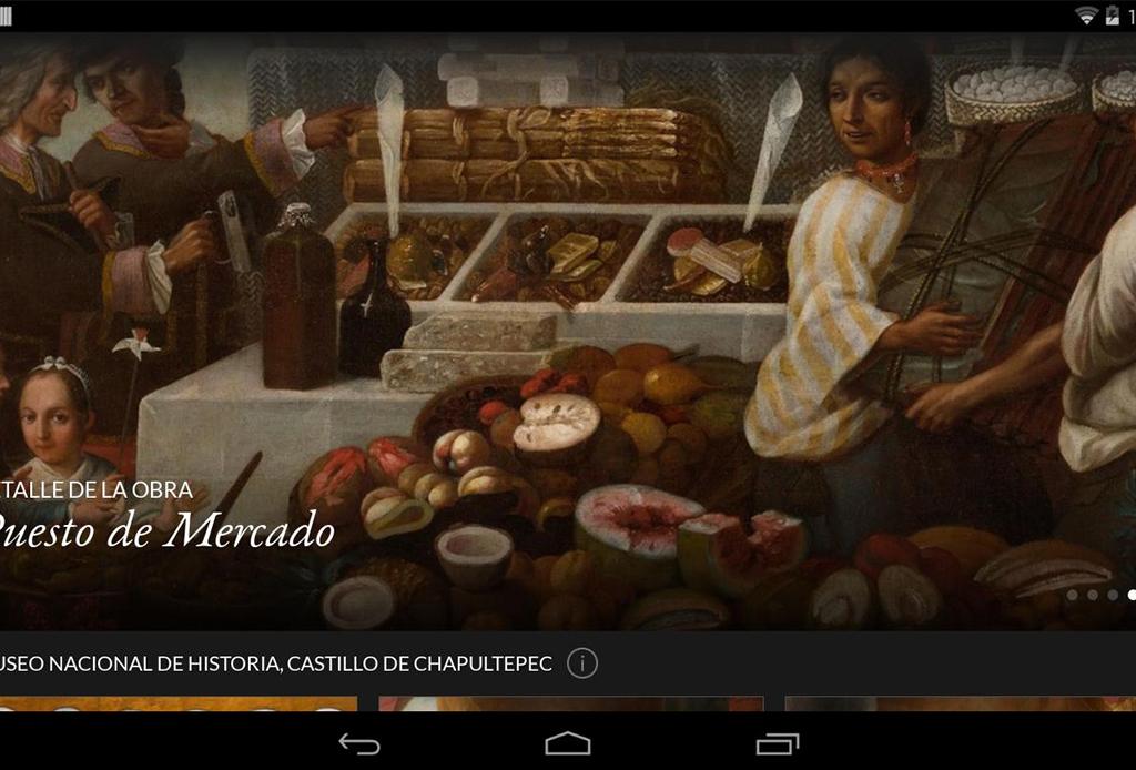 Descarga estas apps para ver exposiciones de museos mexicanos - apps-museos-3