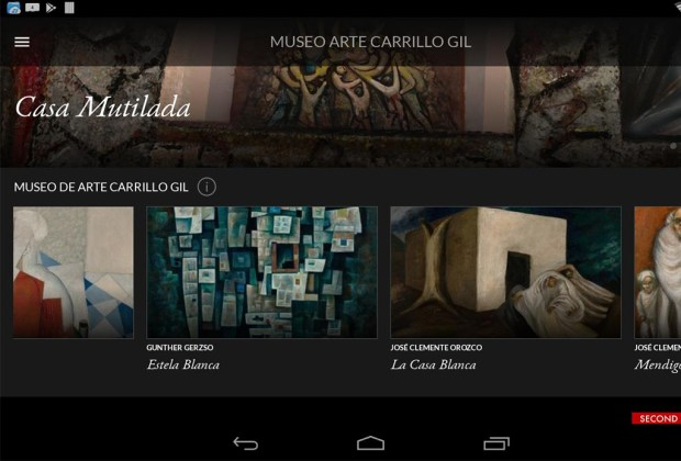 Descarga estas apps para ver exposiciones de museos mexicanos - apps-museos-5