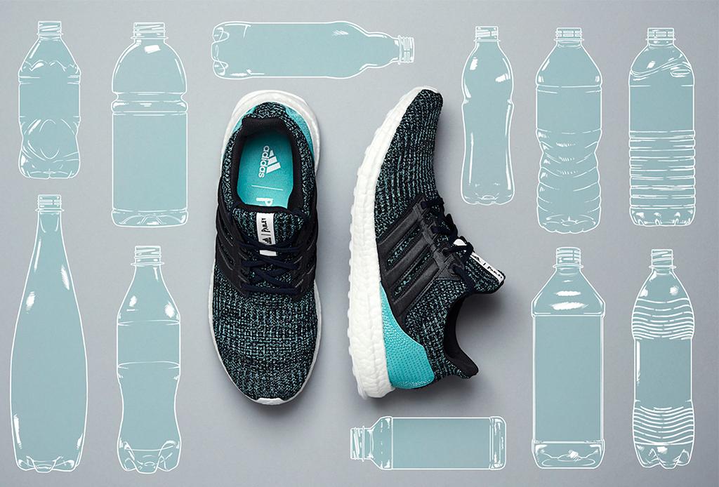 Tener estos sneakers hechos de plástico reciclado ayuda a generar una menor  huella ambiental 1ab774963ba4f