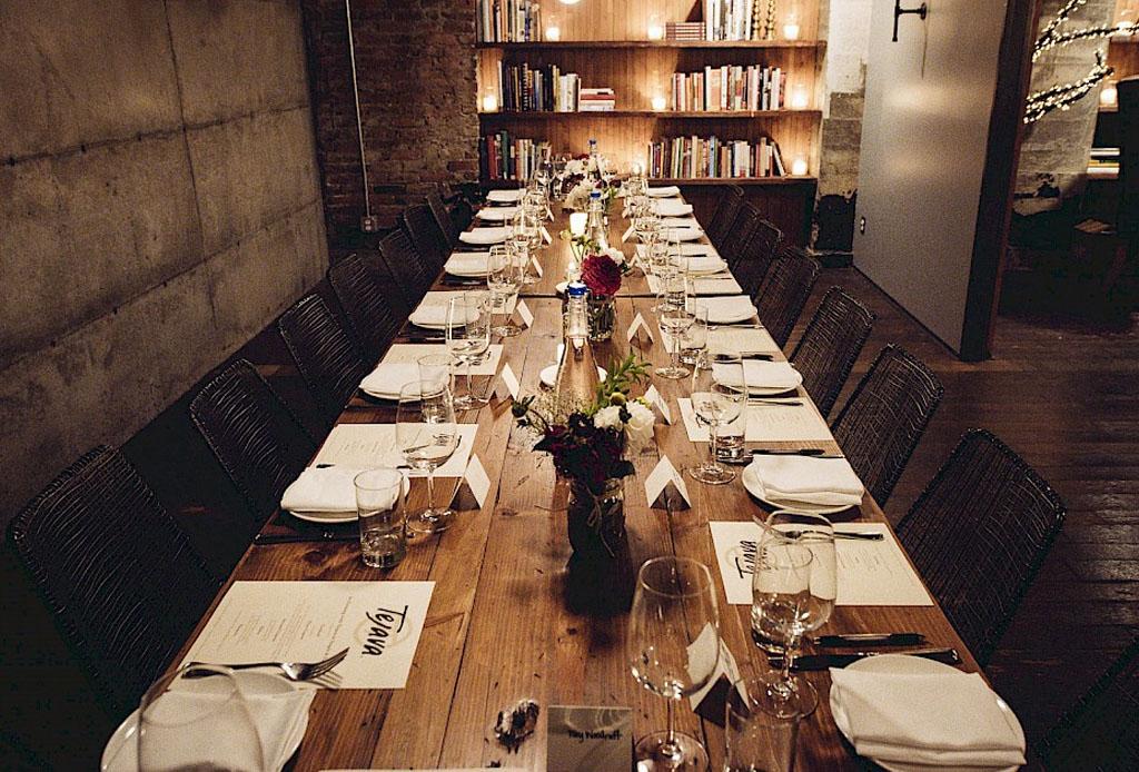 Happenings: todo lo que puedes hacer este fin de semana en la CDMX (7-9 diciembre) - cena