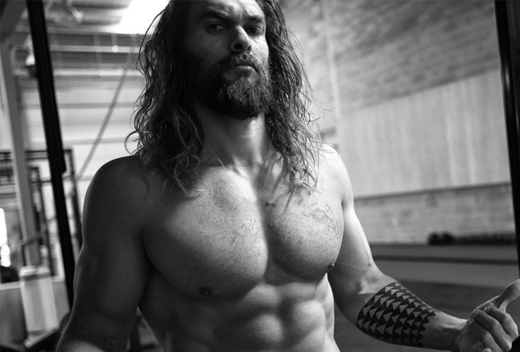"""¿Qué hizo Jason Momoa para lograr el cuerpo de """"Aquaman""""? - dieta-aquaman-2"""