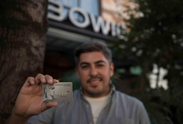 Fernando Vela, uno de los foodies mexicanos más famosos de IG nos comparte sus spots favoritos en la CDMX - fernando-vela-amex-bowie-2