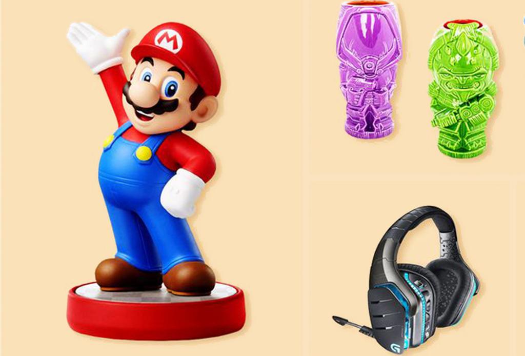 11 regalos que solo verdaderos gamers agradecerán