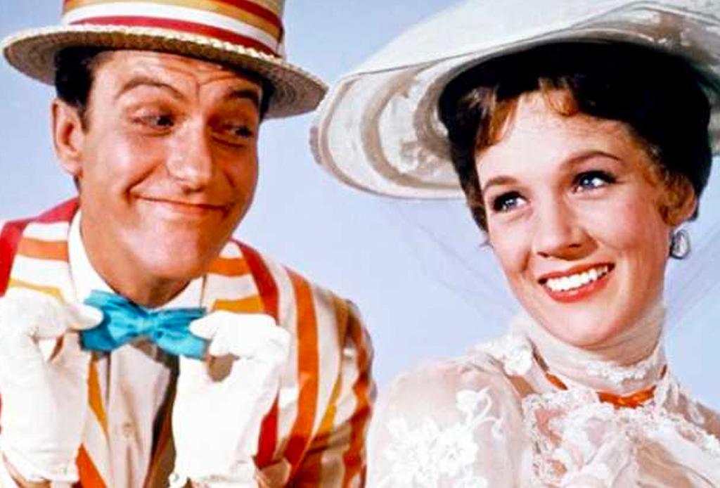 10 cosas que no sabías sobre la primer película de Mary Poppins - mary-poppins-1