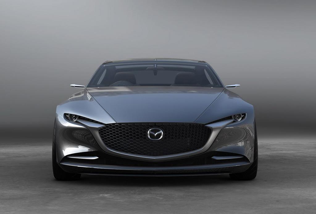 Mazda Vision Coupé: El coche conceptual más bello del año - mazda-vision-coupe-2
