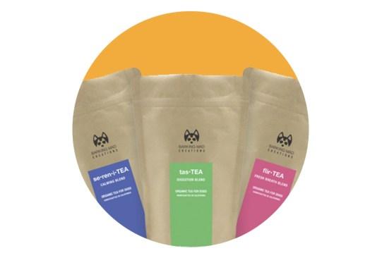 ¡Ahora podrás tomar el té con tu perrito! - te-para-perros-barking-mad-creations-2-300x203