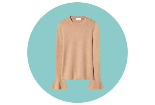 """Los fanáticos de """"El Principito"""" no podrán resistirse a esta colección de Tory Burch - tory-burch-el-principito-kimberly-sweater-300x203"""