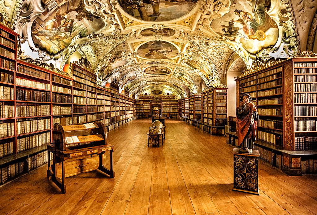Conoce las bibliotecas más hermosas del mundo, ¡una de ellas es mexicana! - bibliotecas-mas-hermosas-del-mundo-4