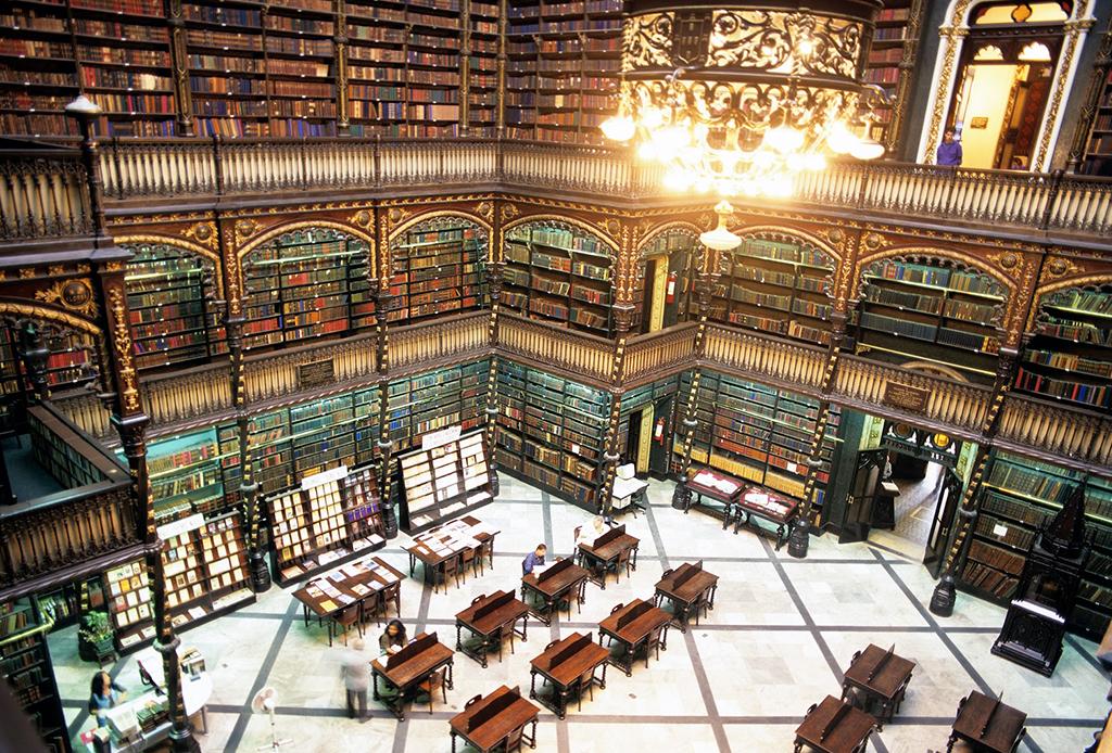 Conoce las bibliotecas más hermosas del mundo, ¡una de ellas es mexicana! - bibliotecas-mas-hermosas-del-mundo-9