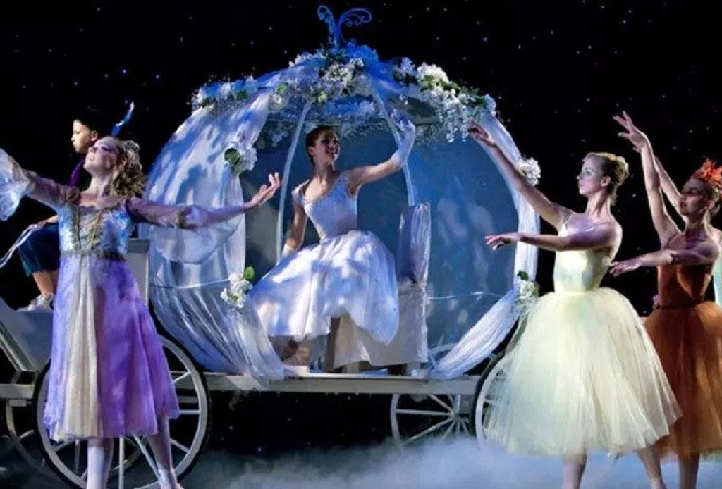 Happenings: todo lo que puedes hacer este fin de semana en la CDMX (25-27 enero) - cenicienta-ballet