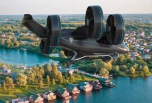 Autos, motos eléctricas y taxis voladores: los avances en movilidad presentados en el CES 2019