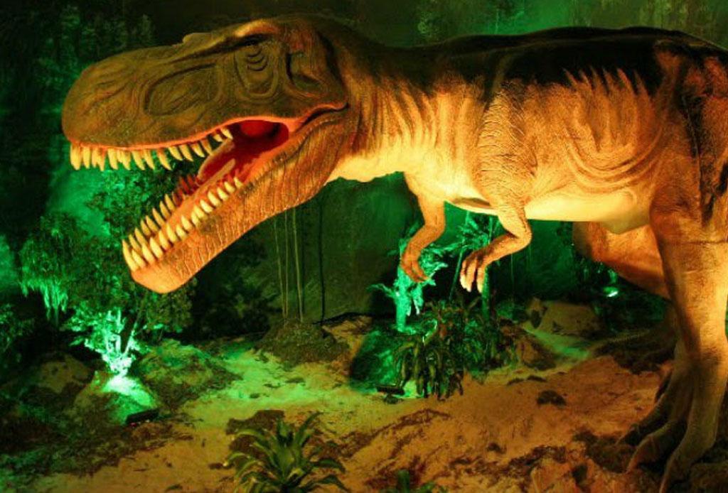 El Gran Espectáculo Jurassico - dinosaurio