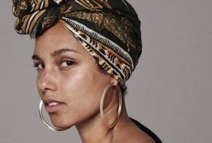 Los secretos de belleza de Alicia Keys para mantener su piel fresca y radiante