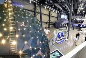 Uno de los mejores planetarios del mundo está en México