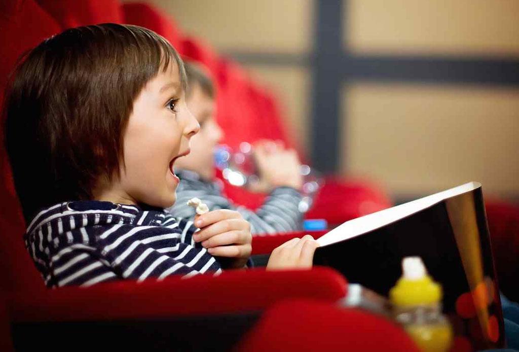 Carambola. Ciclo de Cine Infantil - nino-en-el-cine-1