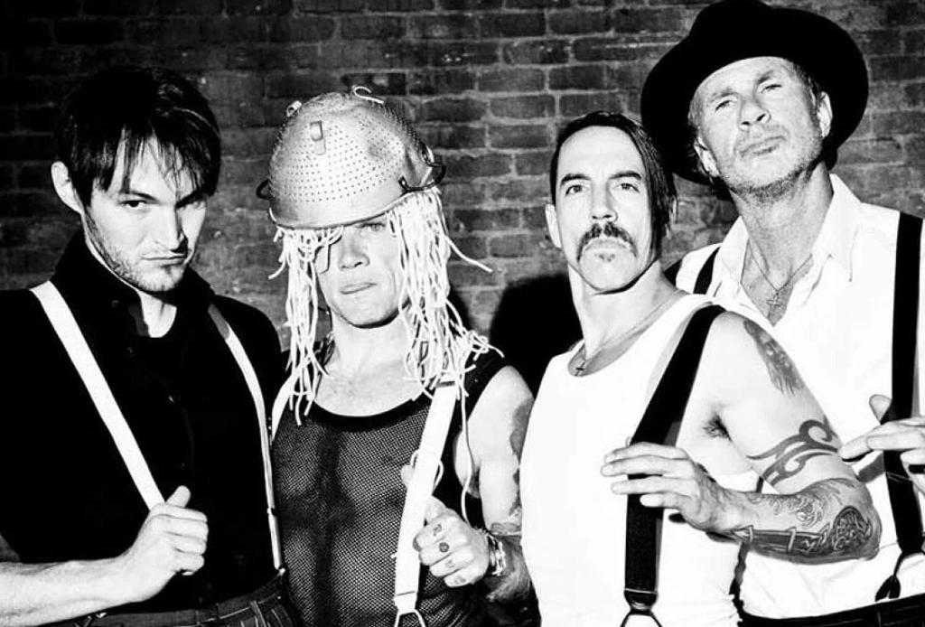 ¿Por qué los Red Hot Chili Peppers harán historia con su show en las Pirámides de Egipto?