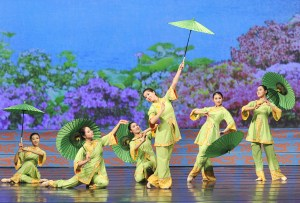Loup In The Dark - shen-yun