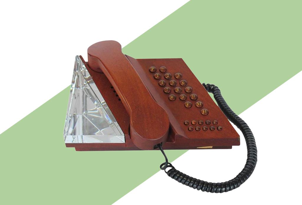 Teléfonos vintage: la nueva tendencia en decoración - telefonos-retro-2
