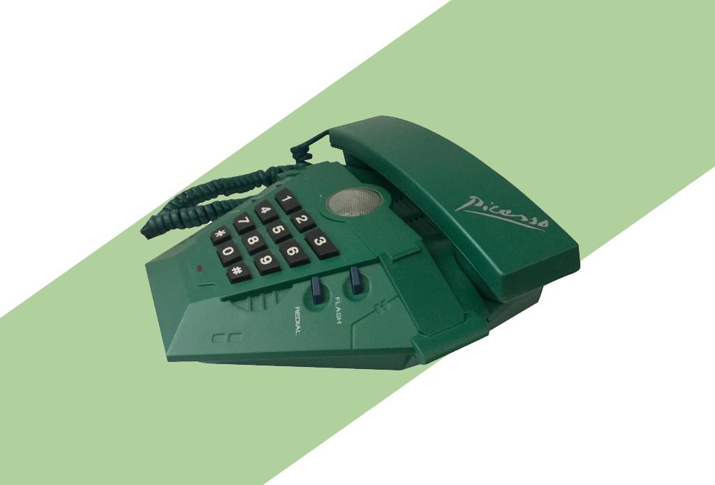 Teléfonos vintage: la nueva tendencia en decoración - telefonos-retro-3