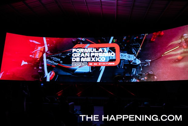 Johnnie Walker inauguró oficialmente las celebraciones de la F1 Gran Premio de México 2019 - aspecto_27
