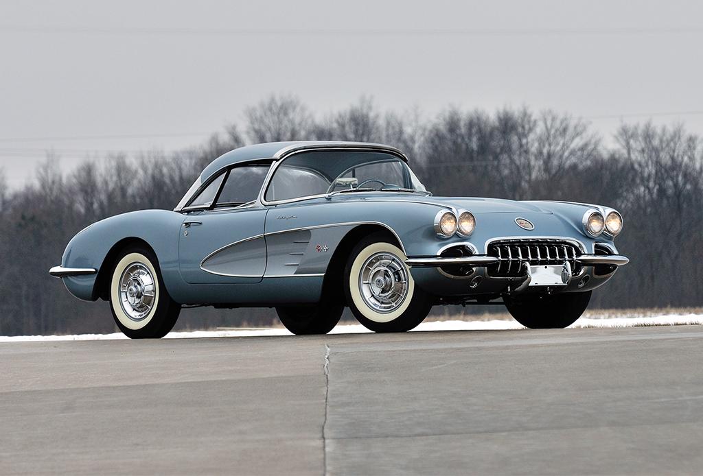 Autos clásicos de los 60's que seguirán en tendencia en 2019
