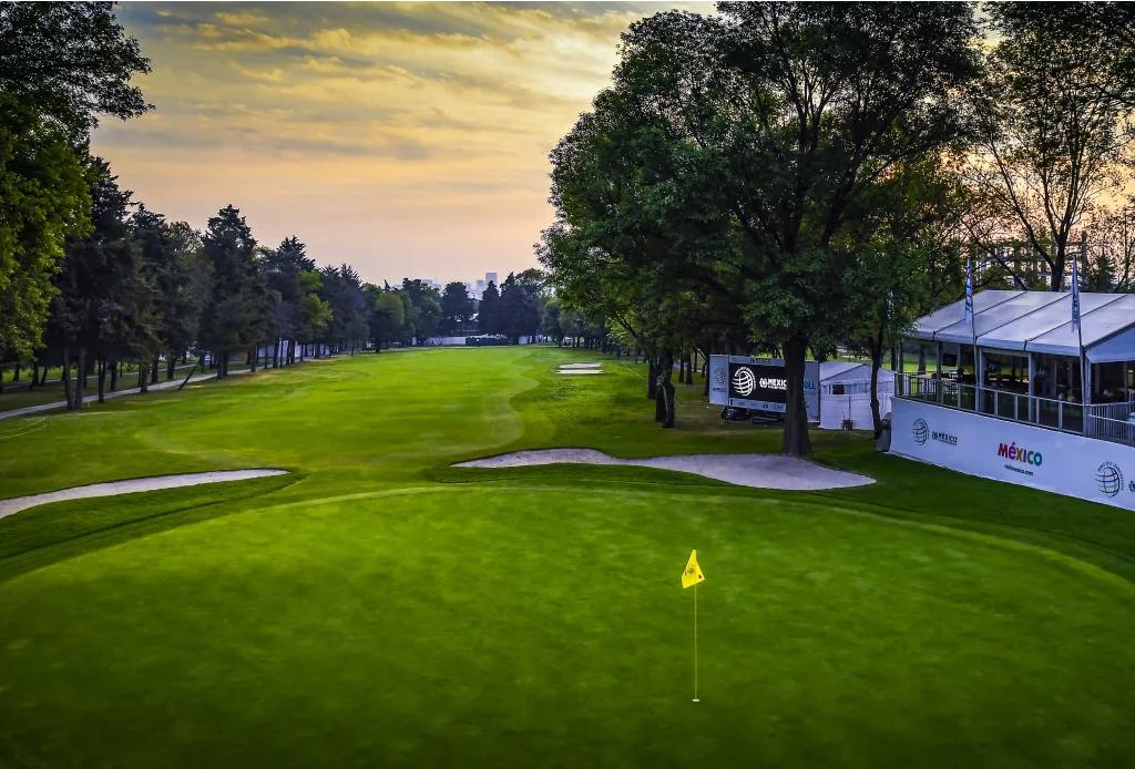 World Golf Championships México 2019 - campo-de-golf