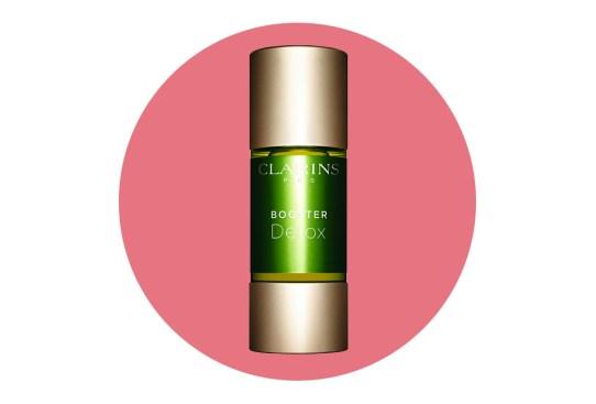 5 boosters para agregar en tu rutina de belleza - clarins-booster-detox-300x203